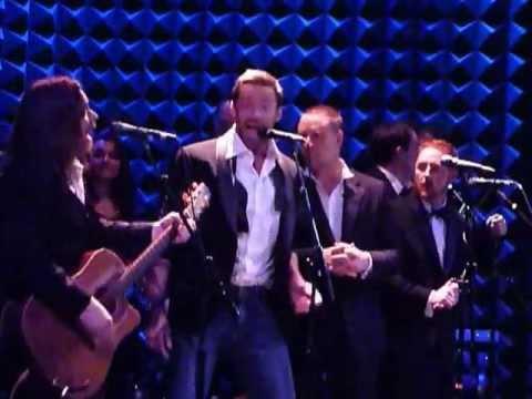 The Letter as performed by Hugh Jackman, Russell Crowe, Alan Doyle, et al@Joe's Pub 12/8/12