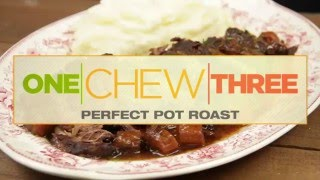 The Perfect Pot Roast recipe