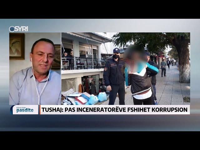 Afera e inceneratorëve, impakti në ekonomi flet Viktor Tushaj