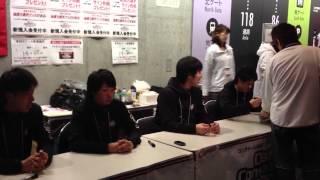 2013 J2 第四節 コンサドーレ札幌vs松本山雅FC (2013.3.20) チャオ!コンブース