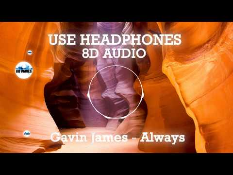 Gavin James - Aways 8D