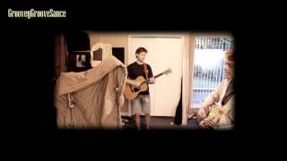 GrooveyGrooveSauce (live acoustic) - Rupert & the Daily Express
