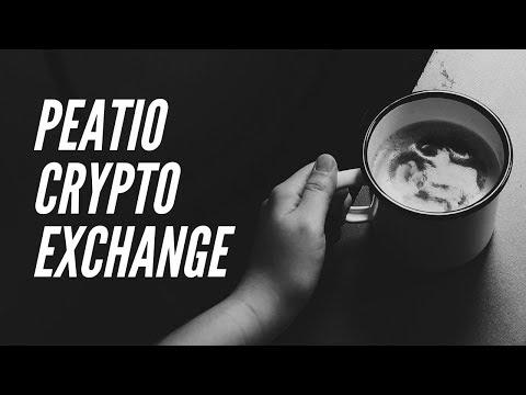 Build Crypto Exchange In an Hour : Peatio Crypto Exchange
