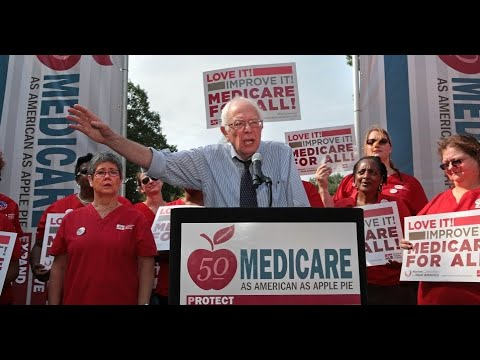 Pro-Medicare For All Doctor's Message to Worried  Union Members: M4A ADDS to Your Care