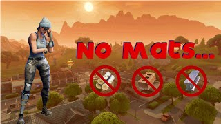 That moment when you run out of materials... (Fortnite Battle Royale)