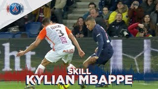 Download Video SKILL - AMAZING NUTMEG BY KYLIAN MBAPPE vs MONTPELLIER MP3 3GP MP4