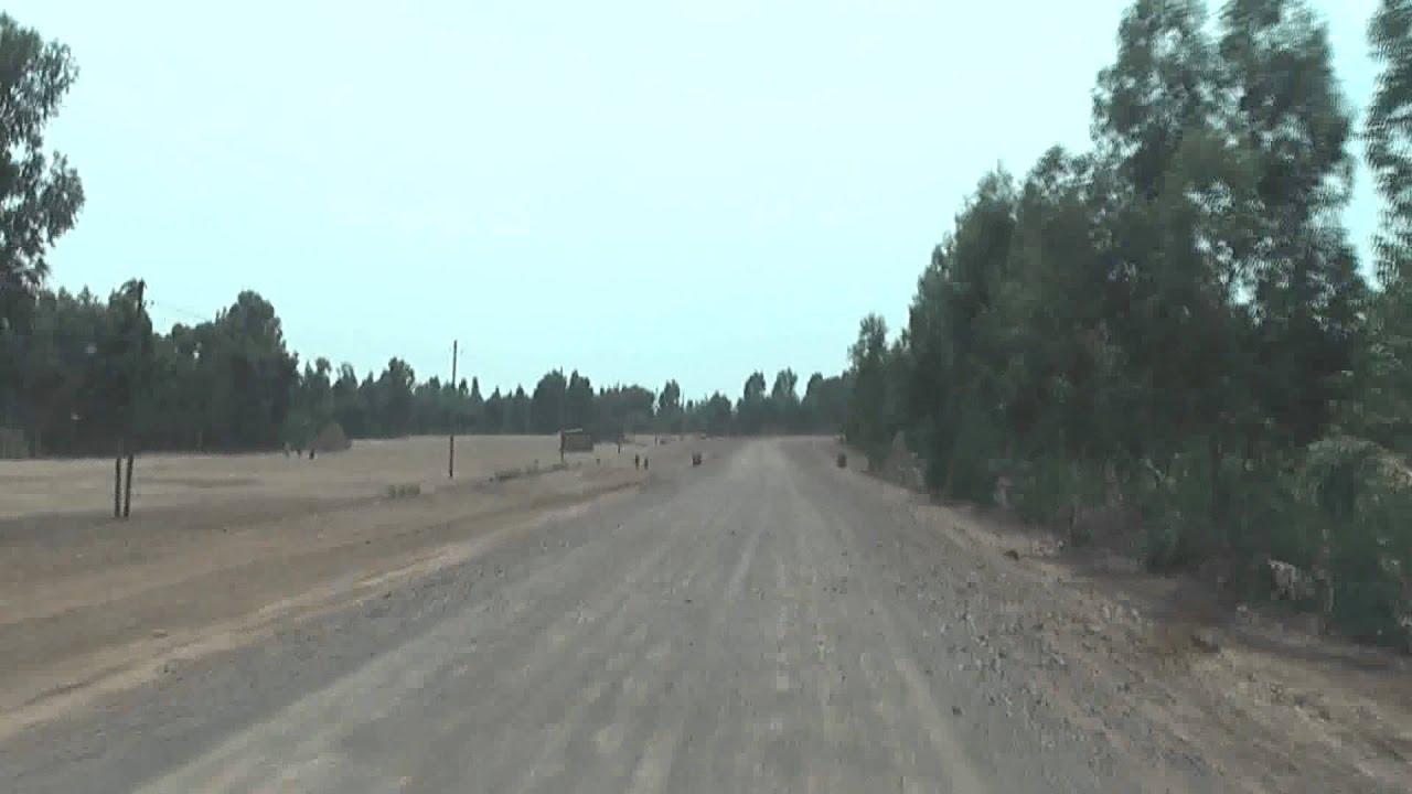 Ethiopia 78: Road from Azezo to Gorgora