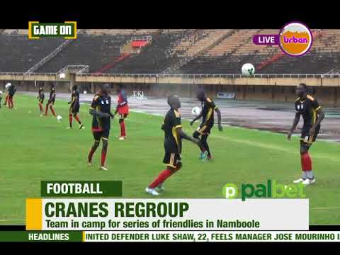 Game On Xtra: Cranes Regroup [2/2]
