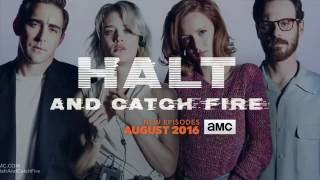 HALT & CATCH FIRE SEASON 3 TRAILER