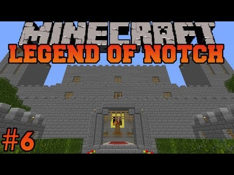 Minecraft: The Legend of Notch - Episode 6 - Joining the Tribe