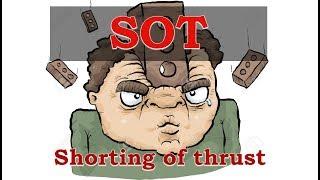 Сигнал SOT ( shorting of thrust ) продажа попытки