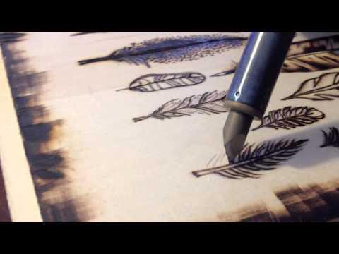 The Art Of Wood Burning Youtube