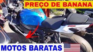 Motos Esportivas BARATAS nos Estados Unidos