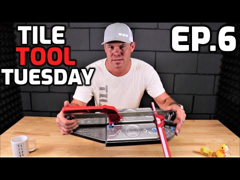 Mini Tile Cutter By Montolit - Tile Tool Tuesday EP. 6