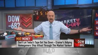 Jim Cramer: More pain to come in tech and growth stocks