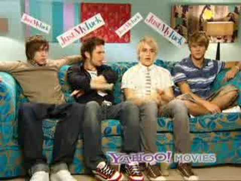 McFly Interview [Yahoo Movies June 2006]