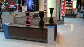 HOVERBOARD SEGWAYS FOR SALE AT THE MALL ??!!