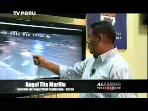 ALIADOS CONTRA EL CRIMEN TV PERU - SURCO