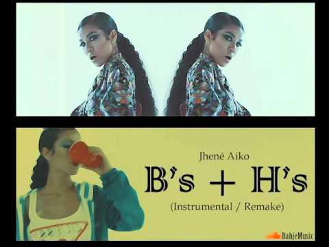 Jhene Aiko - B's + H's Instrumental/Remake