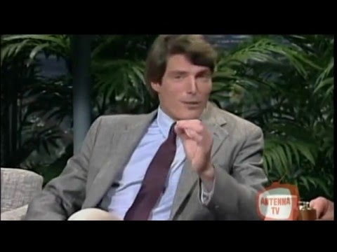 Christopher Reeve On Johnny Carson (Widescreen)