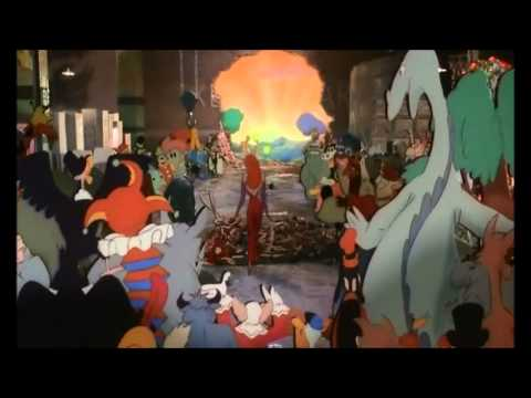 Roger Rabbit With All The Toons Sing Smile Darn Ya Smile