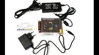 Как выбрать блок питания для светодиодного модуля: полезное видео от Electronoff(Как выбрать блок питания для светодиодного модуля ? Если неправильно рассчитать потребляемый ток, устройст..., 2014-08-14T16:36:19.000Z)
