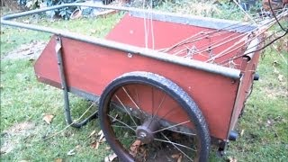 Garden Way Cart Rebuild - Part 6