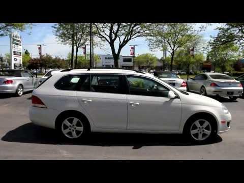2009 Volkswagen Jetta Sportwagen in review - Village Luxury Cars Toronto