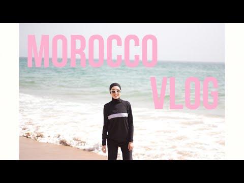 MOROCCO VLOG '15 | Agadir, Marrakech, Casablanca | Fashionwithfaith