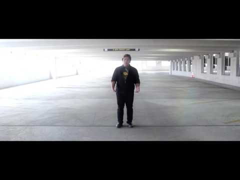 Singing the Halo Theme Song in an Empty Parking Garage