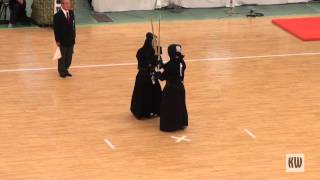 2013 All Japan Kendo Championships - Final
