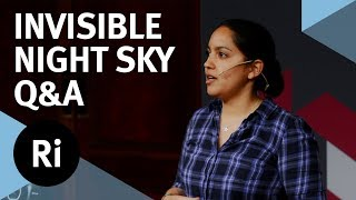 Q&A - The Universe Beyond Visible Light - with Jen Gupta