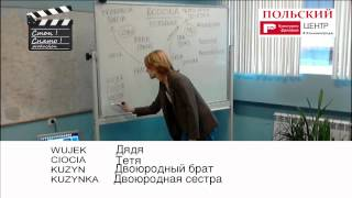 урок польского языка 6