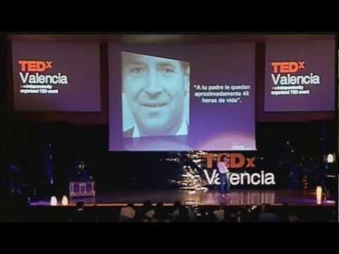 Somos los que Sentimos, lo que Exhibimos, lo que comunicamos.: Ana Santos at TEDxValencia
