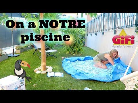 Vlog Piscine Intex De Chez Gifi