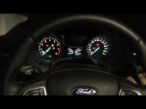 не заводиться в мороз ford focus 3