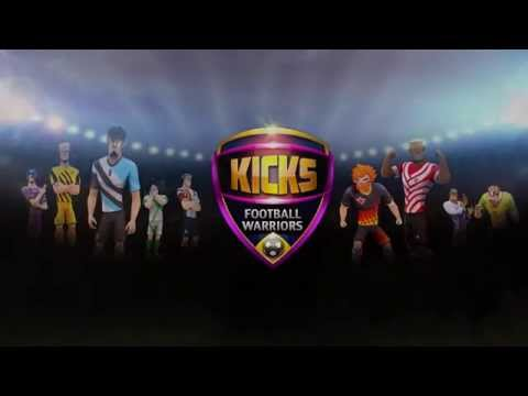 Kicks! Football Warriors
