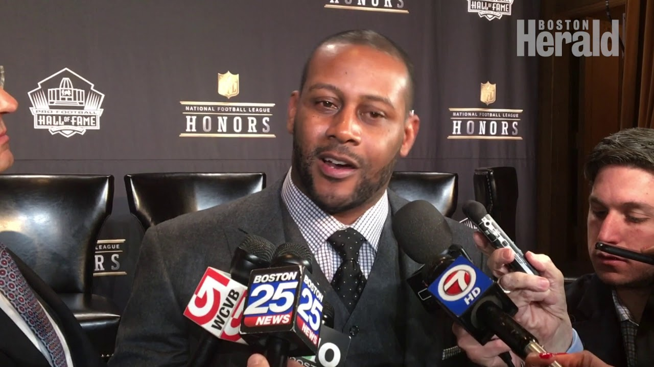 Ty law hall of fame speech | NFL: Ty Law's tribute to his ...