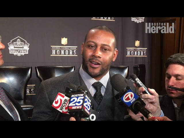 Patriots great Ty Law gains induction into Pro Football Hall of Fame –  Boston Herald c7bce5572