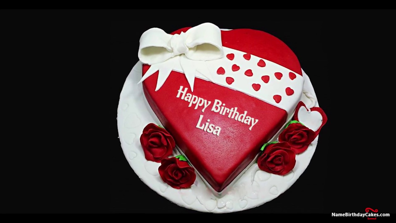 Happy Birthday Lisa Best Wishes For You Youtube