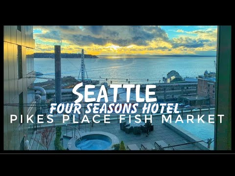 FOUR SEASONS HOTEL - SEATTLE - KING DELUXE BAY VIEW ROOM