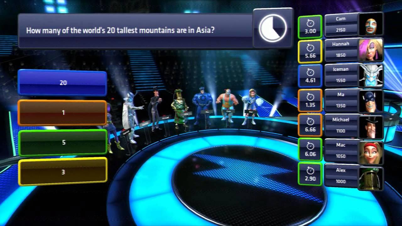 Lets Play Buzz Quiz World Episode Part YouTube - World quiz game
