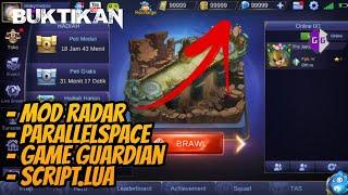 Mobile Legends Bang Bang | Mod Radar, GG dan Script Lua