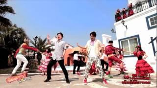 T-Pistonz+KMC 『情熱で胸アツ!』(MV/ショートバージョン)
