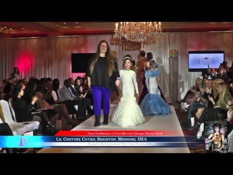Tiffany's Fashion Week Paris presenting Lil Couture Cuties, Brighton, Missouri, USA