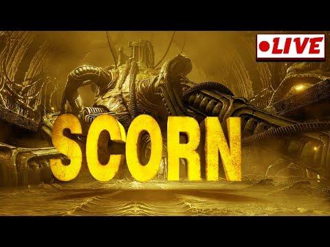 SCORN Gameplay - Alpha Demo