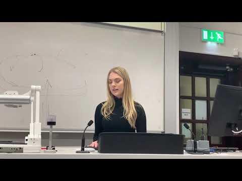 Zoe Watsons - Social Secretary