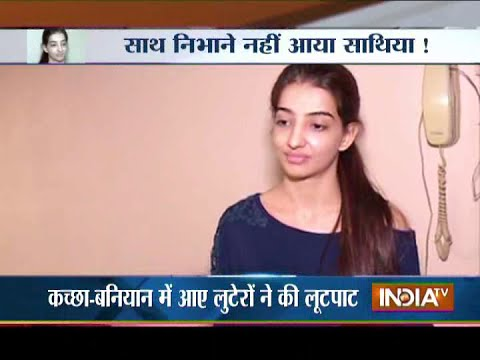 'Saath Nibhana Saathiya' Actress Lovey Sasan House Looted in Mumbai