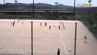 2010.09.26山口県リーグ1部第10節 FCバレイン下関vs萩SC