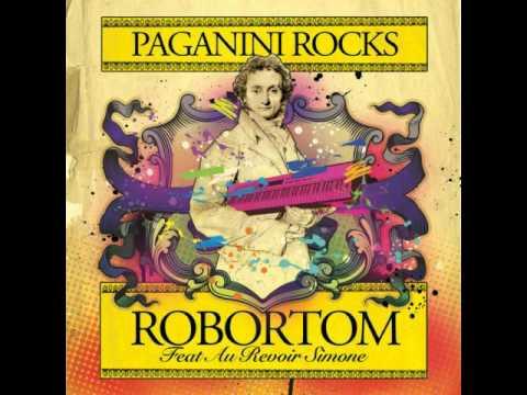 Robortom feat Au Revoir Simone - Paganini Rocks (Extended Club Version Vocal) [HQ]
